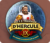 Les 12 Travaux d'Hercule IX: Un Héros a Marché sur la Lune