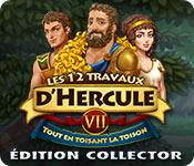 Les 12 Travaux d'Hercule VII: Tout en toisant la Toison Édition Collector