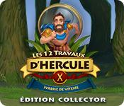 Les 12 Travaux d'Hercule X: Ivresse de Vitesse Édition Collector