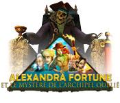 Alexandra Fortune et le Mystère de l'Archipel Oublié