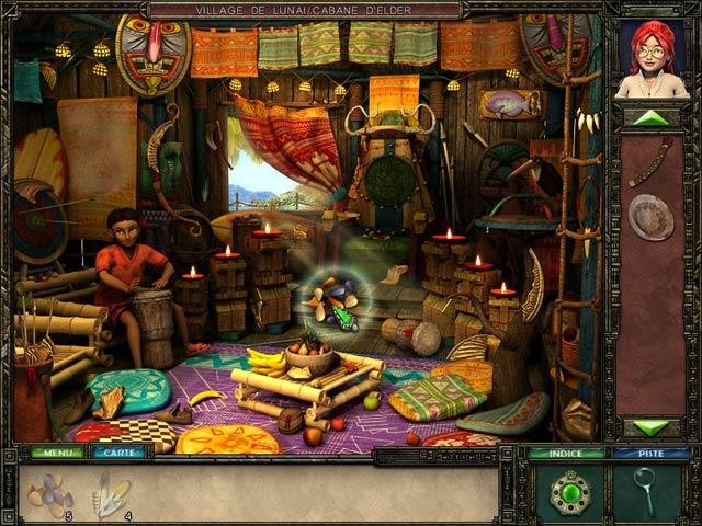 Игра Загадка лунного архипелага, скриншоты, описание, отзывы