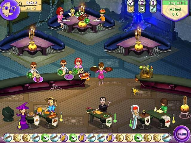 Amelie's Cafe: Halloween image