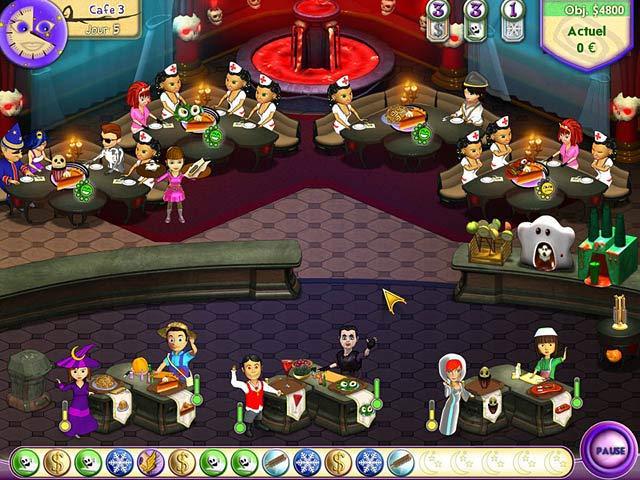 Amelie's Cafe: Halloween télécharger