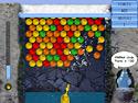 Aidez Aquatic à stopper les bulles.