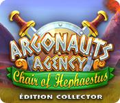 Argonauts Agency: Chair of HephaestusÉdition Collector
