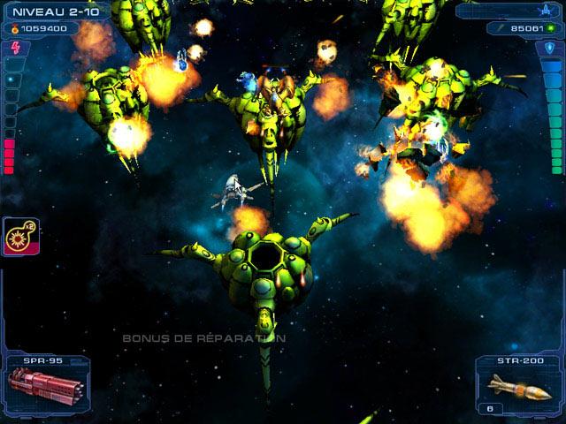 Astro Avenger 2 Captures d'écran