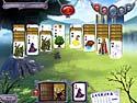 in-game screenshot : Avalon Legends Solitaire (pc) - Retrouvez les cartes magiques d'Avalon.