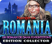 Murder in Romania: Un Roman de Dana Knightstone Edition Collector