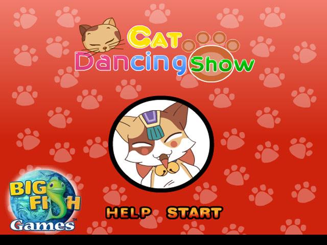 Cat Dancing Show Captures d'écran
