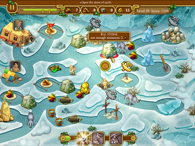 Chase for Adventure: The Lost City image