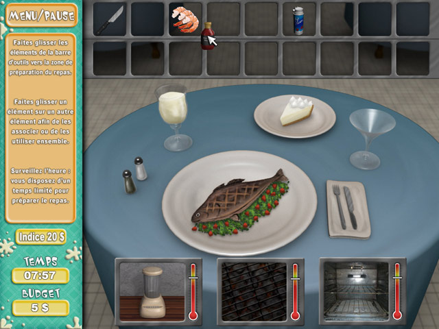 Big fish games cooking quest for Big fish cooking games