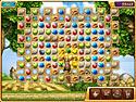 in-game screenshot : Crop Busters (pc) - Recréez un coin de paradis champêtre.