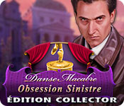 Danse Macabre: Obsession SinistreÉdition Collector