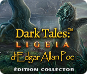 Dark Tales: Ligeia d'Edgar Allan Poe Édition Collector