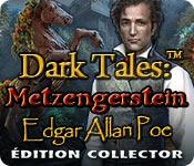 Dark Tales: Metzengerstein Edgar Allan PoeÉdition Collector