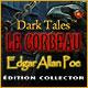 Jeu a telecharger gratuit Dark Tales: Le Corbeau Edgar Allan Poe Édition Co