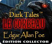 Dark Tales: Le Corbeau Edgar Allan PoeÉdition Collector