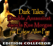 Dark Tales: Double Assassinat dans la Rue Morgue par Edgar Allan Poe Edition Collector