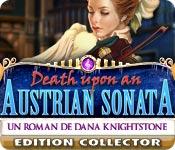 Death Upon an Austrian Sonata: Un Roman de Dana Knightstone Edition Collector