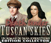 Death Under Tuscan Skies: Un Roman de Dana Knightstone Edition Collector