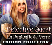 Detective Quest: La Pantoufle de Verre Edition Collector