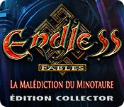 Endless Fables: La Malédiction du Minotaure Édition Collector