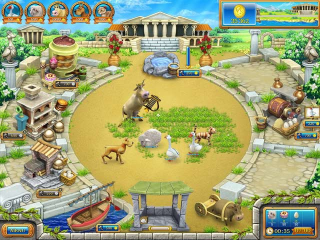 Farm Frenzy: Ancient Rome image