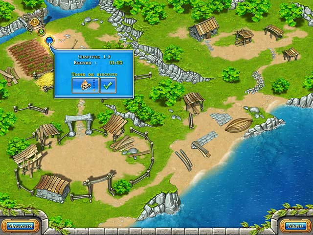 Farm Frenzy: Ancient Rome télécharger