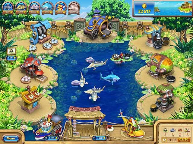 Farm Frenzy: Gone Fishing image
