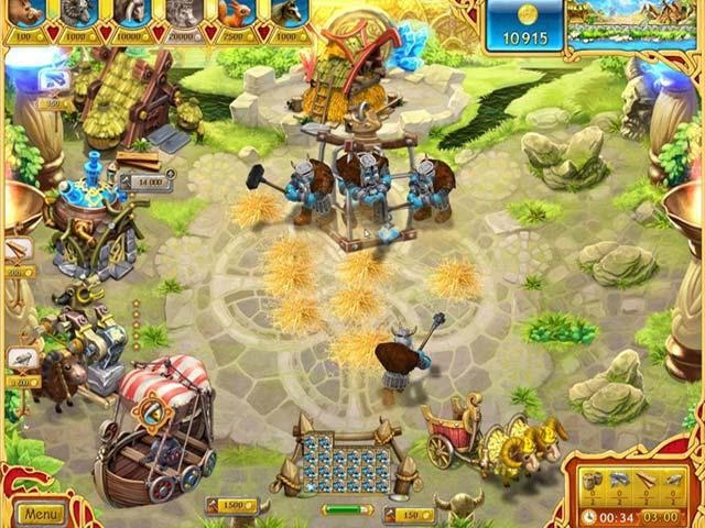 Farm Frenzy: Viking Heroes image