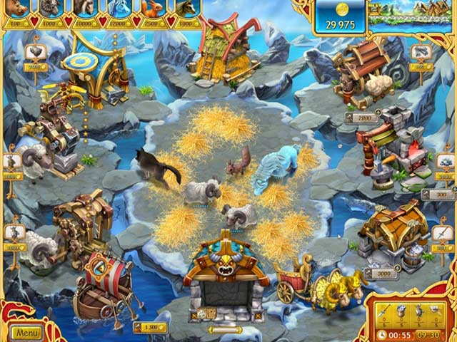 Farm Frenzy: Viking Heroes télécharger