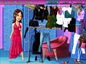 in-game screenshot : Fashion Boutique (pc) - Chamboulez le monde de la mode.