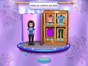 in-game screenshot : Fashion Craze (pc) - Un jeu très à la mode.