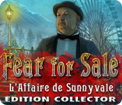 Fear for Sale: L'Affaire de Sunnyvale Edition Collector