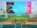 in-game screenshot : Fitness Dash (pc) - Remettez toute la ville en forme !