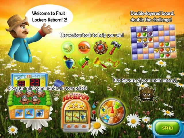 Fruit Lockers Reborn! 2 image