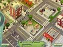 in-game screenshot : Garden Dash (pc) - Créez un jardin en plein milieu urbain.