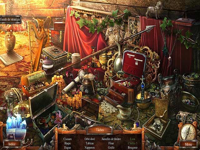 Grim Tales: La Reine de Pierre Edition Collector télécharger