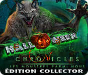 Halloween Chronicles: Les Monstres Parmi NousÉdition Collector