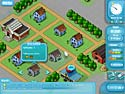 in-game screenshot : HappyVille: Le Rêve Urbain (pc) - Faites qu'HappyVille devienne un paradis.