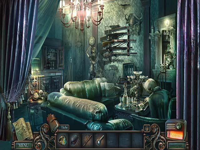 Image Haunted Hotel Peine de Mort