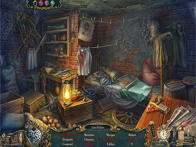 Image Haunted Legends Le Visiteur de Pierre