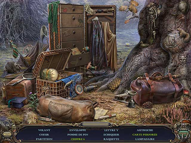 Haunted Manor: L'Amulette de la Mort image