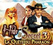 Hide and Secret 3: La Quête du Pharaon