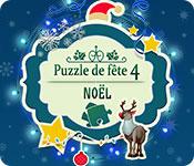 Puzzle de fête 4 Noël
