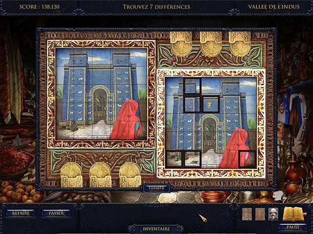Jewel Quest Mysteries: L'Oracle d'Ur image