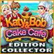 Télécharger des jeux PC : Katy and Bob: Cake Cafe Édition Collector