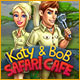 Katy and Bob: Safari Cafe
