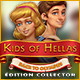 Jeu a telecharger gratuit Kids of Hellas: Back to Olympus Édition Collector