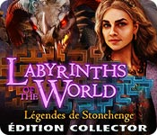 Labyrinths of the World: Légendes de StonehengeÉdition Collector